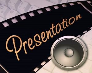Kinds of presentations